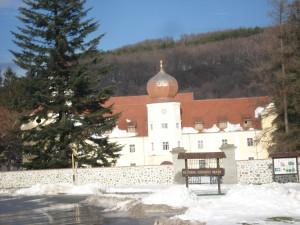 KUTJEVO dvorac zima