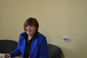 Željka Antunović, kandidatkinja za gradonačelnicu Kutjeva