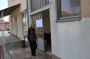 Dolazak na biračko mjesto u Vetovu