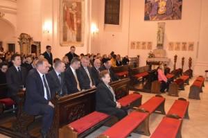Dan grada -  sv. Misa u Katedrali