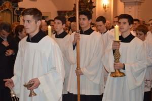 Dan grada -  u katedrali sv. Misa 4