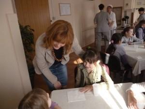 Dom u Velikoj - razgovor djece sa osobljem