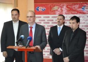 HDSSB - tiskovna 18.3.2014.
