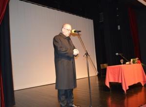 Korizmena tribina 13.ožuka 2014. - biskup Škvorčević
