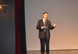 Korizmena tribina 13.ožuka 2014. - prof. Bedeničić