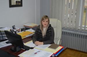Martina Vlašić, ravnateljica Centra za socijalnu skrb Požega