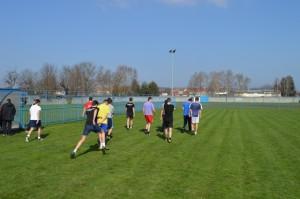 Tjelesna priprema mladih nogometnih sudaca