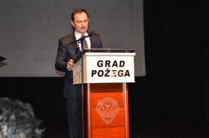 Predsjednik Gradskog vijeća Nino Smolčić