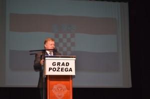 Predsjednik Zajednice udruga gradova i gradonačelnik Zaprešića Željko Turk