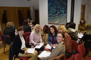 Svjetskog dana socijalne skrbi-učesnici u rješavanju zadatka