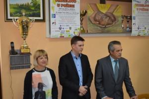 dr.sc. Vesna Vlašić, Mario Pilon i Stipo Barukčić