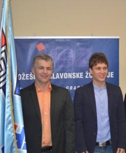 Ivica Malnar i Josip Budimir