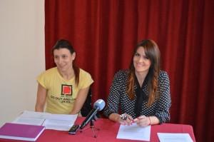 Ilijana Lončar i Valentina Soldo