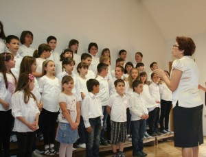 Zbor katoičke škole