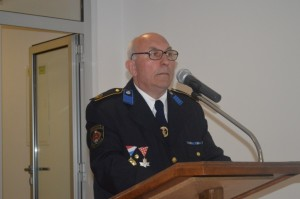 Šimun Miletić, predsjednik DVD-a Požega