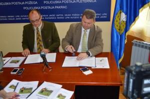 Zdravko Vujnović i Dario Dasović