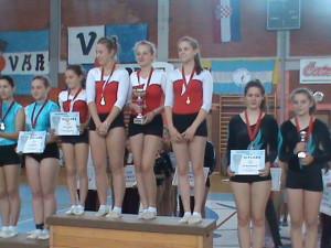 Gimnastičarke - seniorke_d program_Vukovar 17.5.2014.