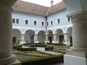 Franjevački samostan unutarnji dio