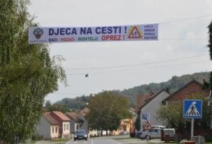 Djeca - oprez na cesti