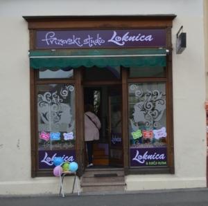 Frizerski salon Loknica pž