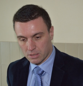 dr. Trpimir Goluža, predsjednik HUBOL-a
