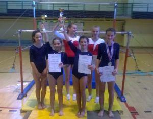 gimnastičarke u Valpovu 11.10.201.