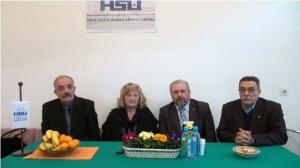 Umirovljenici, konferencija za novinare (hrelja) 7.3.2014.