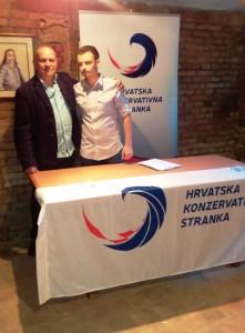 Hrvatska konzerv. stranka u Čaglinu 25.4.2015. (Small)