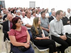 Prikazivanje filma Nade Prkačin 17.6.2015. u Pleternici