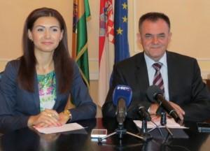 Alojz Tomašević i Maja jakobović