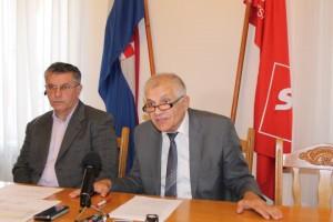 Vicko Njavro i Dražen Dumančić