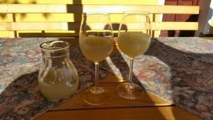 mošt u čašama