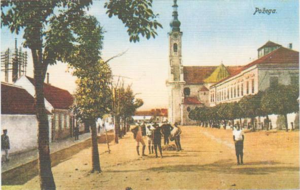 povijesna razglednica požege, slobodni.net