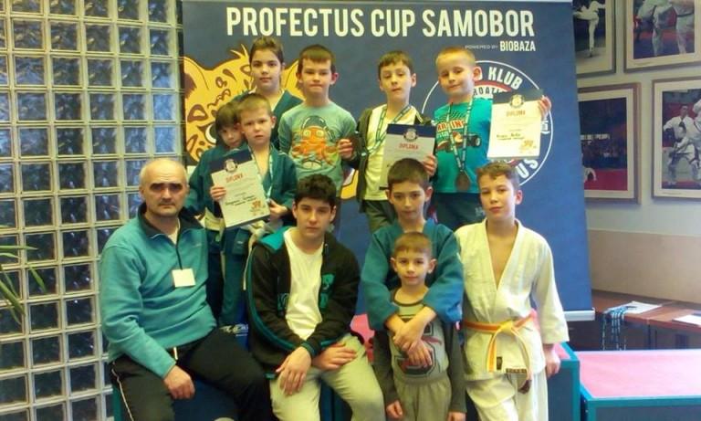 Međunarodni džudo turnir u samoboru 30.1.2016.