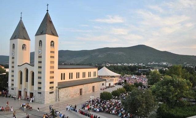 crkva u Međugorju