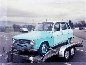 Renault iz 1973.
