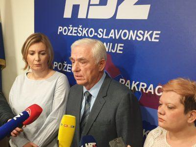 Kome se smiješi saborska fotelja: Od šest predloženih HDZ-ovih uzdanica iz Požeško-slavonske županije na listu će ipak samo troje!?