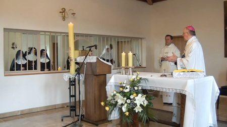 Proslavljena 20. obljetnica djelovanja sestara klarisa u Požegi uz Nedjelju Dobrog pastira i Svjetskog dana molitve za duhovna zvanja