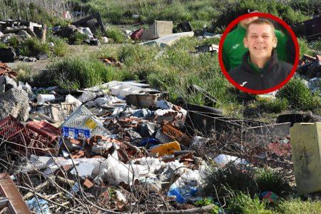 Rezultat (ne)rada komunalnog redara grada Kutjeva ili? Iz proračuna plaćeno 230 tisuća kuna za sanacije ilegalnih odlagališta otpada, za to nitko odgovoran niti kriv, a situacija iz dana u dan sve gora!